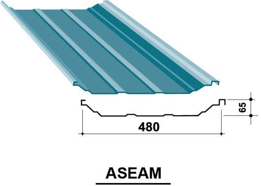 Tôn Austnam Aseam 480